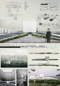 SFFDH Project by ArchMedium | #architecture #presentation #board