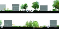 Stedenbouwkundig plan en Inrichtingsontwerp openbare ruimte voor de duurzame woonwijk Koolhoven Buiten (ca. 450 woningen) waar natuurontwikkeling en stedelijke uitbreiding hand-in-hand gaan, i.o.v. Grondexploitatiemaatschappij Koohoven (2005 - heden)