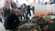 Chợ phiên dấu xưa giữa lòng Hà Nội