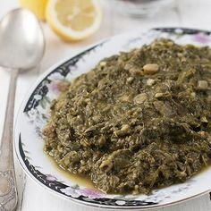Receta de cuinat. Guiso ibicenco de Viernes Santo con verduras y legumbres.