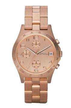 MARC BY MARC JACOBS WATCH @Michelle Flynn Coleman-HERS