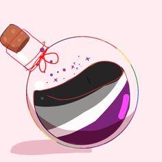 Ace Pride, Pride Flag, Gay Aesthetic, Lgbt Love, Lgbt Community, Drawings, Anime, Wallpapers, Rainbow
