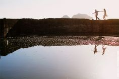 #Sutro #Baths is one of our favorite #Engagement photography locations.