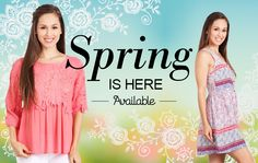 New Spring looks from contemporary vendor, Available! http://www.fashiongo.net/available #fashion #wholesale #fashiongo #spring