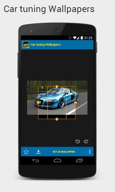 """Car tuning Wallpapers<br>DS.Dev presents you """"Car tuning Wallpapers"""" app! This application contains 100+ Full HD Car tuning (Audi, BMW, Dodge, Porsche, Nissan, Toyota, Mercedes, Volvo, Subaru, Chevrolet Camaro, Aston Martin, Bentley, Mazda, Mitsubishi, Opel, Rolls Royce, Acura, Infiniti, Ford Mustang, Maserati) wallpaper images for your Android tablet and phone.<p>Main features of our app:<br>- Full HD Car tuning pictures!<br>- Best Car tuning images!<br>- Effects for your Car tuning…"""