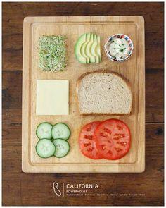 Stately-Sandwiches-1- Les sandwiches typiques de chaque état américain