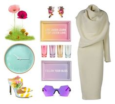 """""""Spring time, finally"""" by didesi ❤ liked on Polyvore featuring Acne Studios, Fringe, Les Néréides, Rosanna, Glassing and Giannico"""
