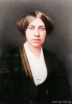 Friends and biographers of Anna Alcott Pratt are so busy singing her praises as a loving and selfless daughter, wife and mother that is was hard to find more substantive information. Classic Literature, American Literature, American History, Anna May, Beloved Book, Louisa May Alcott, Photo Black, Women In History, Old Photos