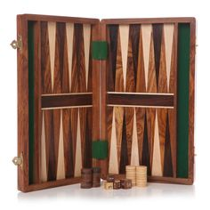 Rose Wood Classic Vintage Backgammon Dice & Counter Family Wooden Board Game Set in Toys & Games, Games, Board & Traditional Games | eBay