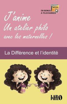 J'anime un atelier philo La différence - Julien Lavenu Teaching French, Kindergarten, Anime, Activities, Kids, Animation, Child, Socialism, Game Mechanics