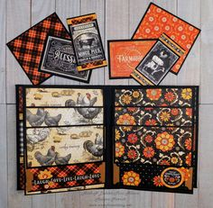 Mini Scrapbook Albums, Scrapbook Cards, Mini Albums, Scrapbooking Ideas, Fun Fold Cards, Folded Cards, How To Make Scrapbook, Mini Album Tutorial, Card Making Tutorials