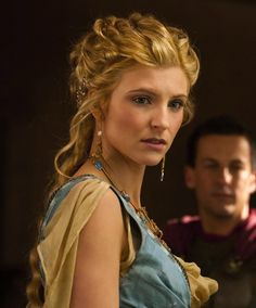 Viva Bianca as Ilithyia in Spartacus (TV Series, 2010-2012).