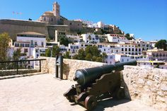 Ibiza Old Town, Dalt Vila -  Wonderful panoramic views, a treasure trove of history, mystery and discoveries, spanning 2,500 years are all encapsulated in this UNESCO World Heritage site.