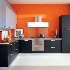 Kitchen Decorating Home Deco Pinterest Decor And Orange