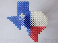 State of Texas Perler.