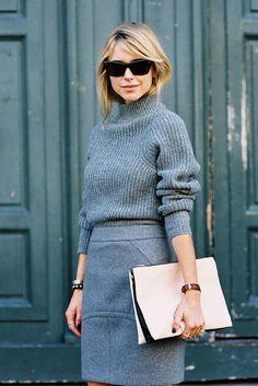 Vanessa Jackman: Paris Fashion Week SS 2014....Before Giambattista Valli