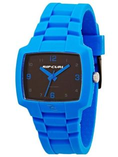 Super comfortable and waterproof so you make it back to work on time, the Rip Curl Tour Watch is a perfect everyday surf watch. Rip Curl, Surf Watch, Synthetic Ruby, Surf Outfit, Surf Shop, Casio Watch, Watches For Men, Ladies Watches, Fashion Watches