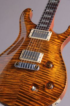 """Paul Reed Smith Private Stock #2579 """"Violin"""" McCarty 23/50 Black Gold 2009"""