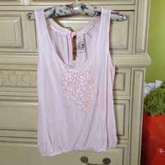 Light pink tank top Light pink pretty tank top Love and Happiness Tops Tank Tops