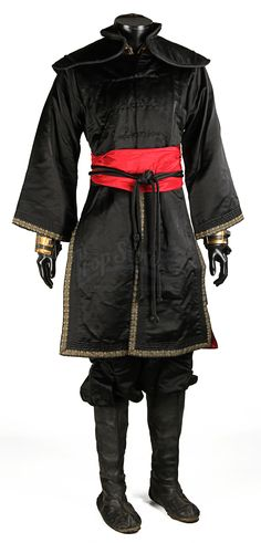 Fire Nation Soldier Costume