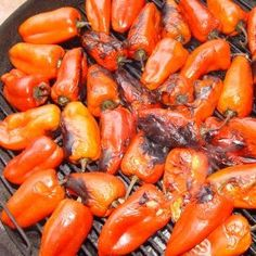 Stuffed Peppers, Vegetables, Food, Canning, Red Peppers, Stuffed Pepper, Vegetable Recipes, Eten, Stuffed Sweet Peppers