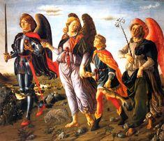 Oración a los Santos Arcángeles Miguel, Gabriel y Rafael | San ...