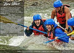 New Wave Rafting on Kentyn.com