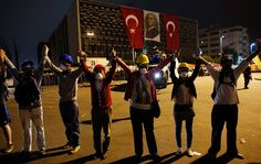 Recep Tayyip Erdogan holds talks with Taksim Square protest group
