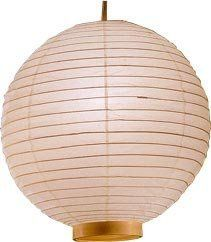 Oriental Furniture Simple Inexpensive Ceiling Lighting Fixture Lamp, 16-Inch Maru Japanese Swag Electric Bamboo and Paper Lantern by Oriental Furniture. $34.00. Traditional japanese shoji style rice paper hanging lantern w/ split bamboo ribbing. ul approved wiring, socket and switch. great gift idea. ships in two days from our massachusetts via fed ex home service, expedited delivery available.