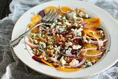 Beautiful Beet Salad with Walnuts and Gorgonzola | Tasty Kitchen: A Happy Recipe Community!