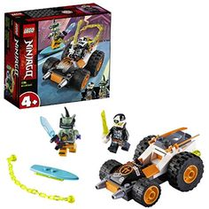 Lego Ninjago Cole S Speeder Car 71706 Toy Building Kit Pieces) Multi Ninjago Cole, Lego Ninjago, Ninjago Games, Figurines D'action, Legos, Toy Cars For Kids, Top Toys For Boys, Free Lego, Buy Lego