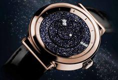 BLU Galaxy Watch - seen this a few years ago in a bookshop n love it still :)