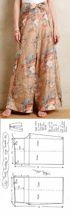 New sewing clothes easy pants pattern ideas Sewing Pants, Sewing Clothes, Sewing Coat, Dress Sewing Patterns, Clothing Patterns, Skirt Patterns, Pattern Sewing, Coat Patterns, Blouse Patterns