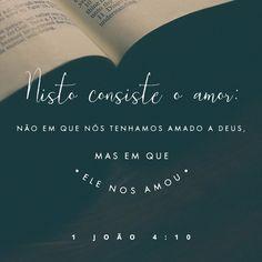 amor de Deus Biblical Quotes, Bible Verses Quotes, Bible Scriptures, Good Good Father, God Is Good, Jesus Is Alive, Mom Prayers, King Of My Heart, Jesus Freak