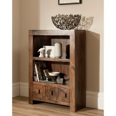 Goa Low Bookcase | View All Living Room | ASDA direct