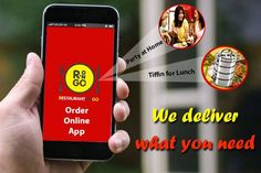 """This summer, Every stomach need something tasty food. Then why not to order online for celebrating with friends or eating healthy tiffin at lunch time? Enjoy verities of your favorite food from best eatery near to your location. Download """"restaurantongo"""" app and place your order. Near To You, Yummy Food, Tasty, Your Location, Lunch Time, Eating Healthy, Restaurant, App, Friends"""