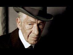 First look at Ian McKellen as Sherlock Holmes in Bill Condon's Mr. Sherlock based on the book Ian McKellen in Mr. Sherlock by Mitch Cullin. Sherlock Holmes, Gandalf, Maroon 5, Detective, Sir Ian Mckellen, Holmes Movie, Werner Herzog, Berlin Film Festival, Laura Linney