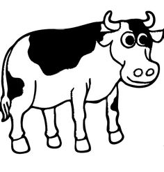 On Pinterest Printable Coloring Pages Pages And Cow
