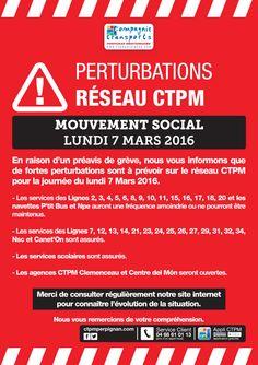 Perpignan / transport : gréve des bus ce lundi 7 mars