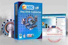 Download Software: Any DVD Converter Professional 6.2.0 Full Keygen