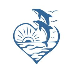 Dolphins are awesome! Silhouette Design, Silhouette Cameo, Tatoo Brothers, Tatoo Bird, Dolphin Drawing, Dolphins Tattoo, Wood Burning Patterns, Cutting Tables, Cricut Creations