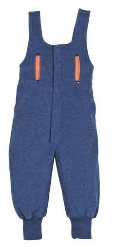 broekpak blauw Lasticot