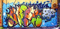 art-about-Graffiti-Arok-OBS-Crew Graffiti Wall, Street Art Graffiti, Pop Art, Painting, Google, Image, Painting Art, Paintings, Painted Canvas