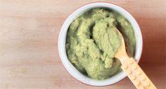:: Pure Ayam Brokoli ::Chicken Pumpkin Broccoli puree, for baby 6 months +, recipe in Bahasa Indonesia