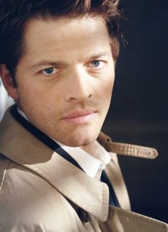 Are you looking at me, Cas?