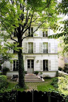 Hotel Particulier in Montmarte, Paris