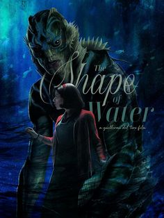 'The Shape of Water' by Laz Marquez