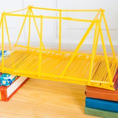 How to Build a Spaghetti Bridge
