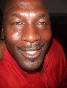 A drunk Michael Jordan