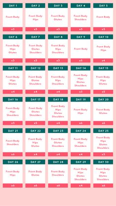 This 30-Day Challenge Will Change The Way Your Body Moves+#refinery29